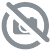 confetti coef 82 Orange transparent